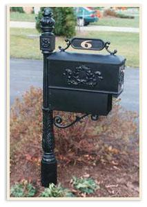 Post 2, Mailbox 9, Paperbox