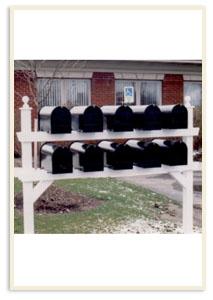 Custom Mailbox Systems